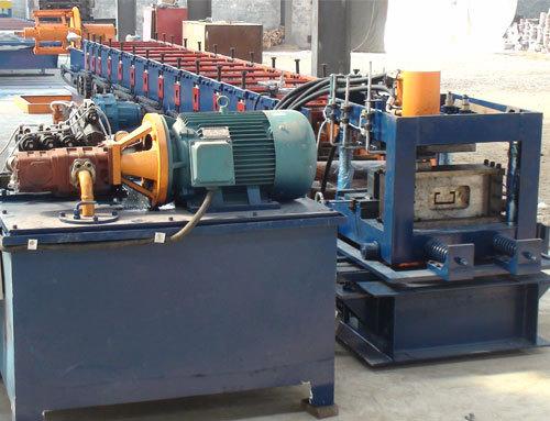 C Purlin Machine Apparatus