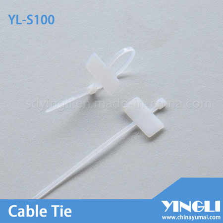 Cable Tie Tag Yl S100