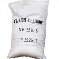 Calcium Chloride Snow White Flakes Pelleted Prilled