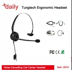 Call Center Headset With High Quality Voice
