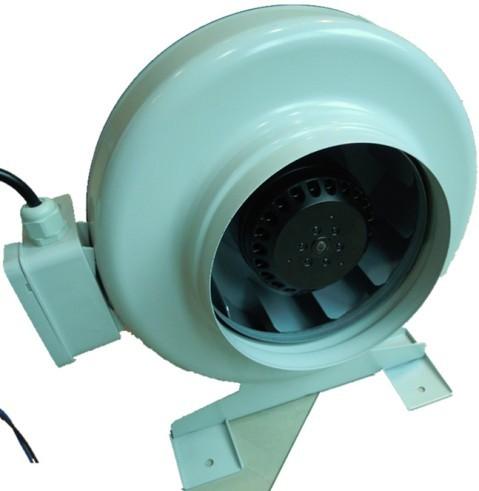 Can Fan 8 Inch For Hydroponics Low Noise