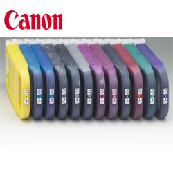 Canon Ipf 8000 8100 8000s 9100 9000s Ink Tank Cartridge 330ml