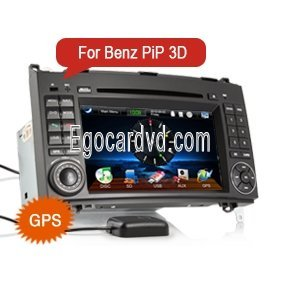 Car Audio 3d Pip Hd Special For Benz