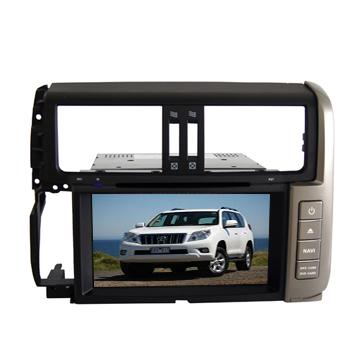Car Dvd Gps Media For Toyota 2012 Prado Wholesale Manufacturer