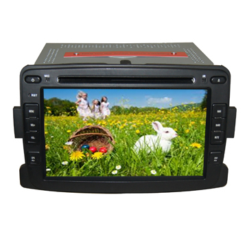 Car Dvd In Player Special Renault Duster Logan Sandero Wholesale