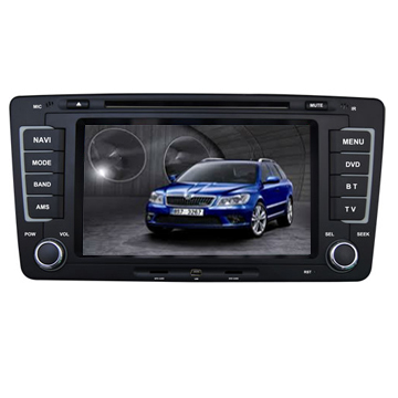 Car Dvd Player China Manufacturer Gps Wholesale Vw Skoda Octavia With 3g Ip