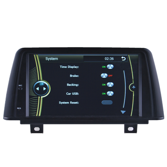 Car Dvd Player Of Bmw 1 Series F20