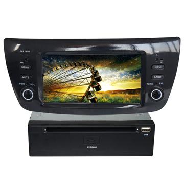 Car Dvd Radio Navigation Wholesale For Fiat Linea Punto
