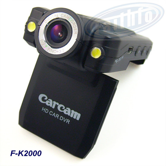 Car Hd Dvr 1080p With 2 0 Tft Lcd Screen