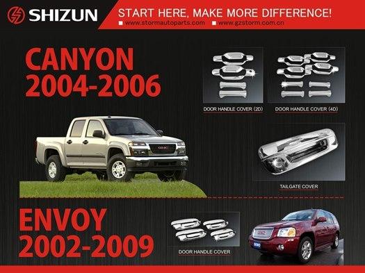 Car Parts Auto Accessory Gmc 2004 2006 Canyon 2002 2009 Envoy