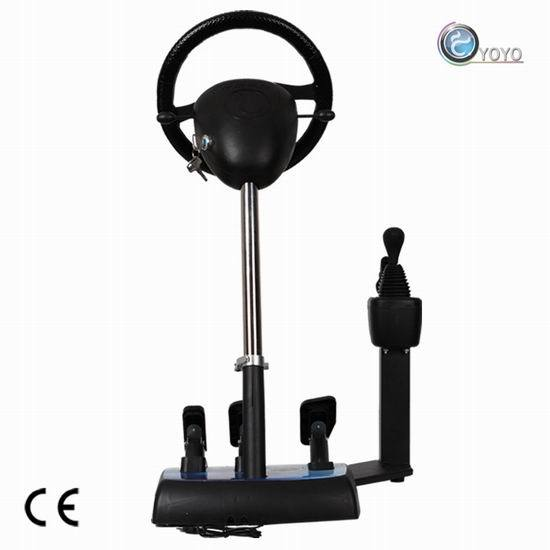 Car Racing Game Machine Portable Driver Training Simulator