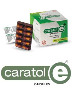 Caratol E Capsule Hypopigmentary Problems