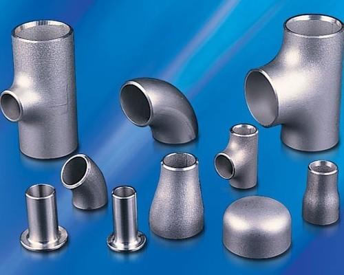 Carbon Steel Pipe Fittings Elbow Tee Cap Reducer Flange