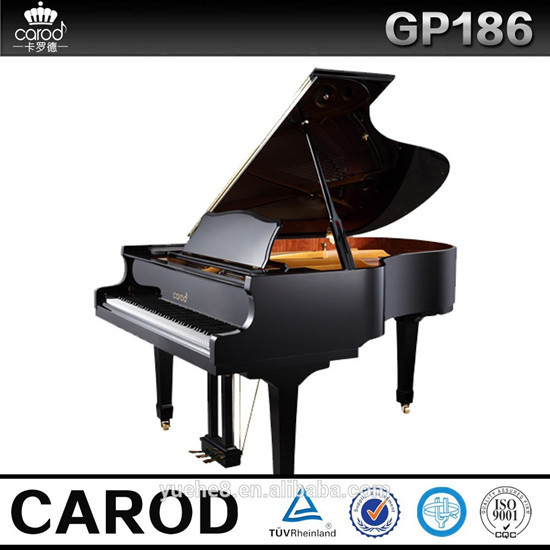 Carod Gp 186 88keys Mechanical Acoustic Grand Piano