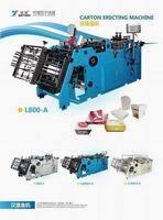 Carton Erecting Machine L800 A