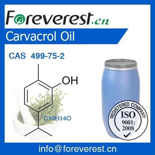 Carvacrol Oil Cas 499 75 2 Foreverest