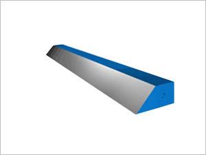 Cast Iron Angle Straightedge