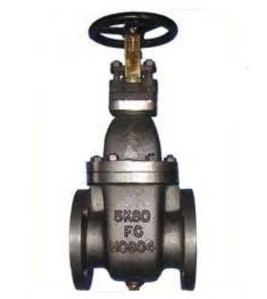 Cast Iron Gate Valve Jis F 7363 F7364 F7369