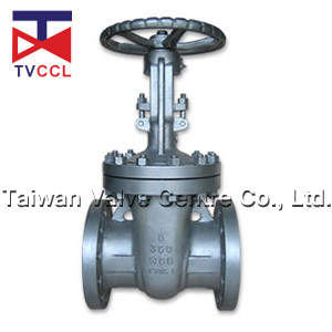 Cast Steel Stainless Gate Valve Tvccl