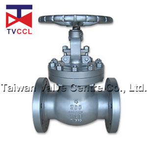 Cast Steel Stainless Globe Valve Tvccl