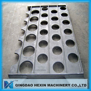 Cast Tube Support Heat Resisting Sheet Furnace