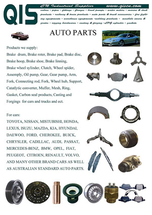 Casting And Forging Auto Parts