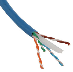 Cat6 Utp Cable Solid 24 Awg