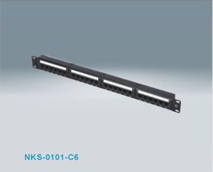 Cat6 Utp Patch Panel Nks 0101 C6