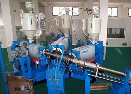 Catenary Continuous Vulcanization Line