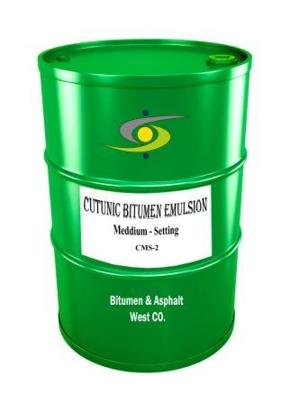 Cationic Bitumen Emulsion Cms2