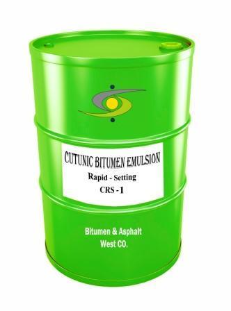 Cationic Bitumen Emulsion Crs1
