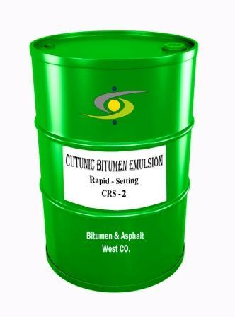 Cationic Bitumen Emulsion Crs2