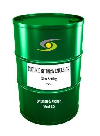 Cationic Bitumen Emulsion Css1