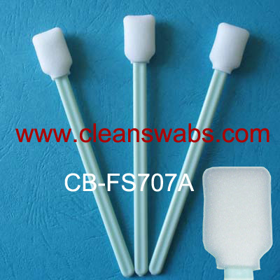Cb Fs707a Ink Jet Swab Good Substitute For Texwipe Swabs