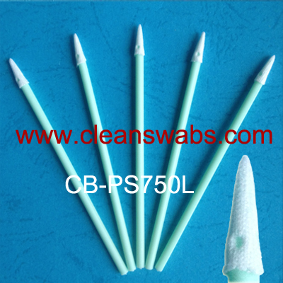 Cb Ps750l Sharp Tip Polyester Swab Cleaning