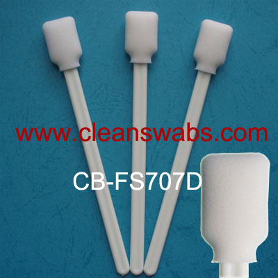 Ccd Cleaning Swab Foam Swabs For Electronics