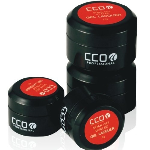 Cco Soak Off Gel Lacquer Color