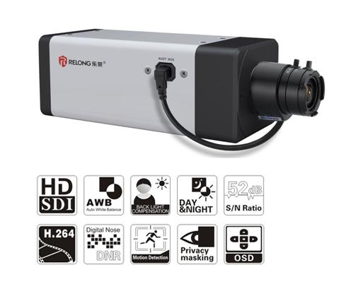 Cctv Hd Ip Box Camera Rl Cbn 1730