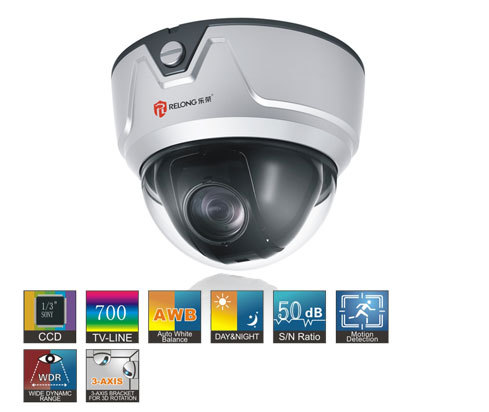 Cctv Ip Dome Camera Rl Cdn 3212