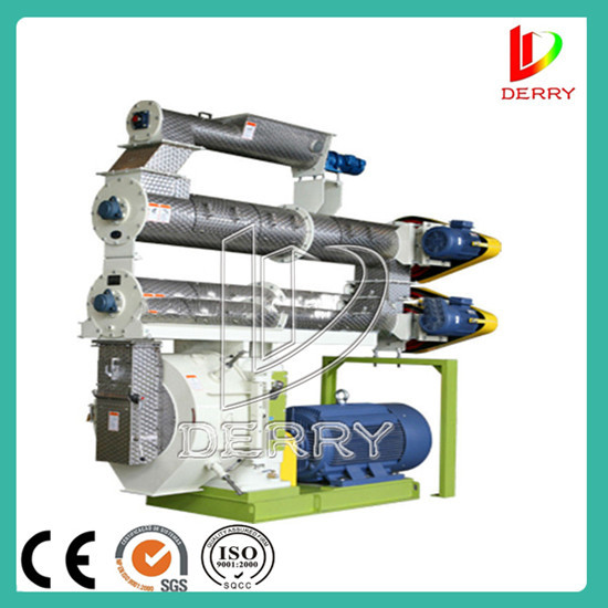 Ce Approved Goose Chicken Pig Feed Pellet Mill Machine For Sale