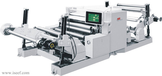 Ce Automatic Roll Embossing Machine Model Yw A Z Iseef Com
