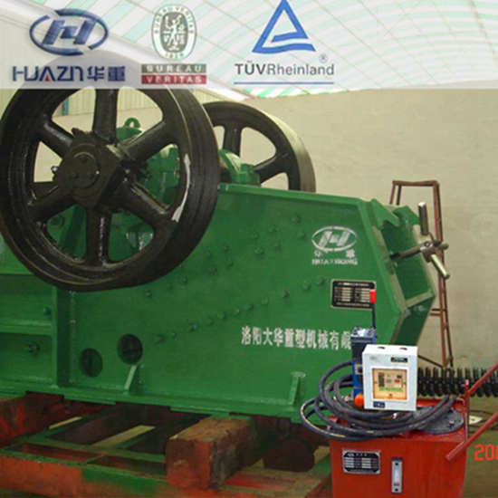 Ce Certificated Mining Jaw Crusher For Stone And Mine Crushing