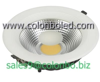 Ce Certified 30w Led Cob Downlights Good Heat Dissipation 2 Year Warranty 0