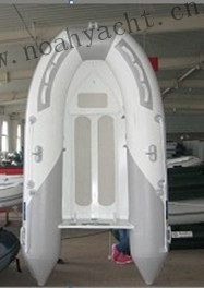 Ce Pvc Hypalon Aluminum Rigid Inflatable Boat Rib China Sxv240a 390a