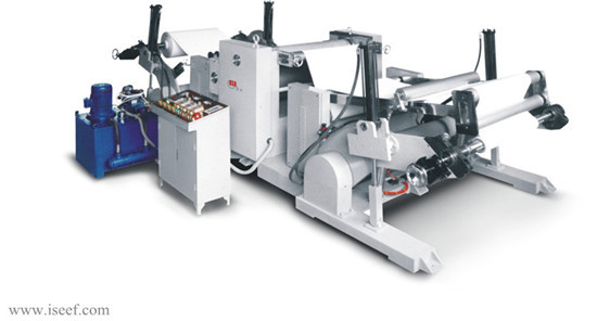 Ce Roll Type Embossing Machine Model Yw920a 1300a Iseef Com