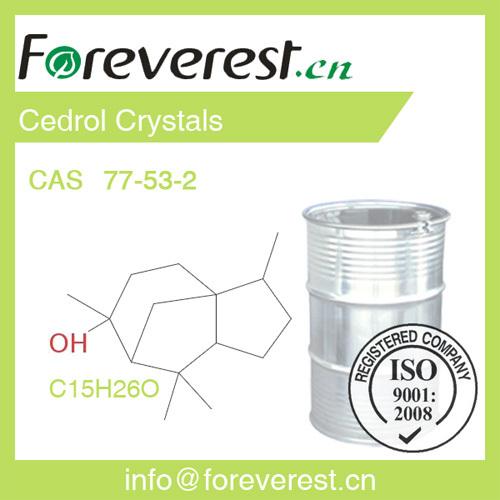 Cedrol Crystal Cas 77 53 2 Foreverest