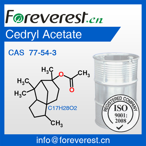 Cedryl Acetate Cas 77 54 3 Foreverest
