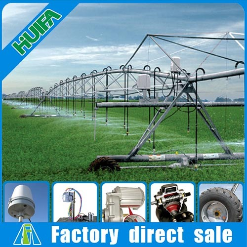 Center Pivot Irrigation Customized