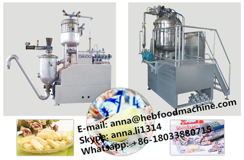 Central Filled Milk Soft Candy Production Line