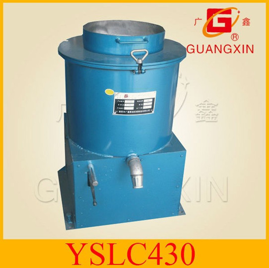 Centrifugal Subside Oil Residue Separator Yslc430a 2